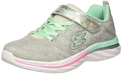 Skechers Quick Kicks Shimmer Dance, Sneaker Bambina