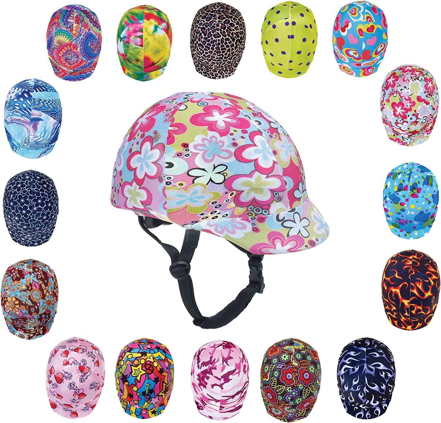 Ovation Zocks Solid Color Helmet Cover