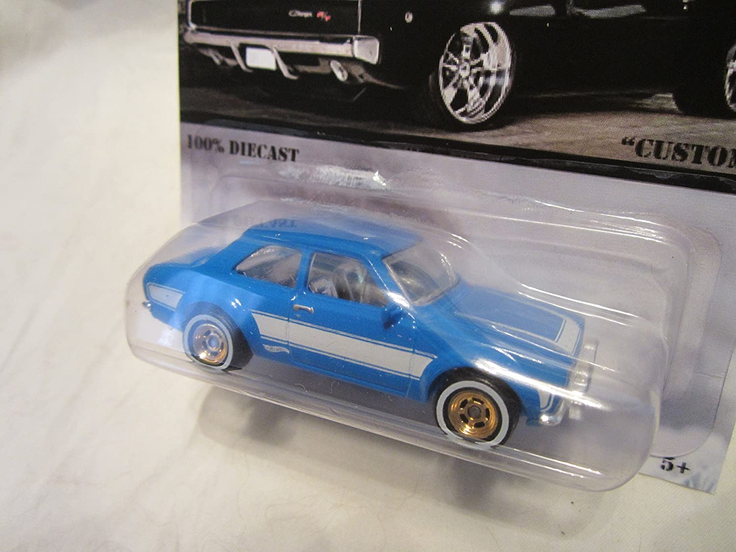 Amazon.com: Hot Wheels Custom 70 Ford Escort RS1600 Fast ...
