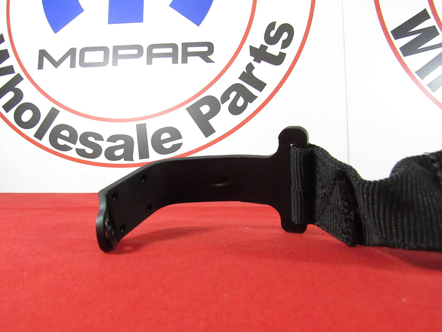 JEEP WRANGLER Rear Pair Of Grab Handles NEW OEM MOPAR