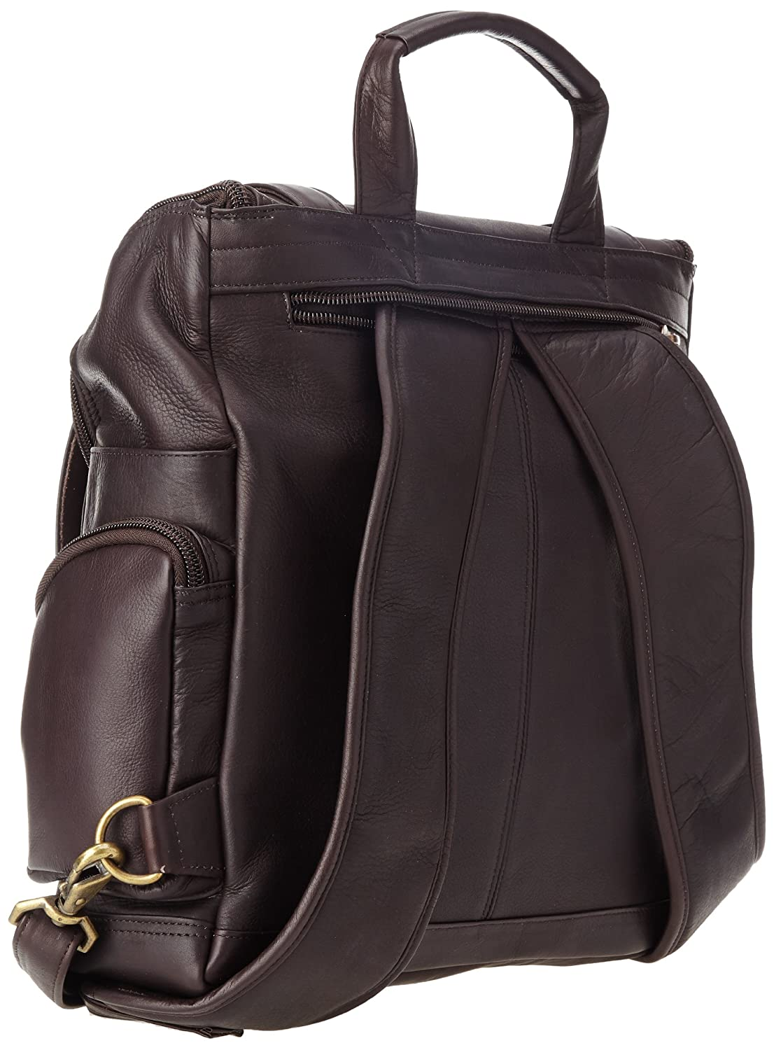 Claire Chase Portifino Back Pack One Size Cafe