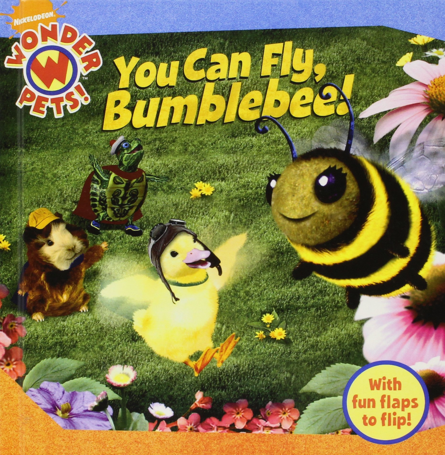 You Can Fly Bumblebee Wonder Pets Jennifer Oxley Little
