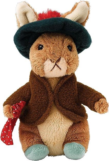 Peter Rabbit Benjamin Bunny Couleur Crochet Pom Pom chapeau style classique