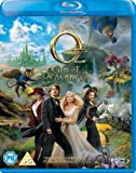 Oz the Great and Powerful [Blu-ray] [Region Free]