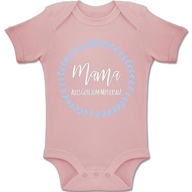 Shirtracer Muttertag Baby Alles Gute Zum Muttertag Baby Body