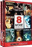 Terror Theater - 8 Frightening Films: Hostel / Hostel 2 / Hollow Man / Hollow Man 2 / The Tattooist / The Hunt For The BTK Killer / Fortress 2 / The Harvest