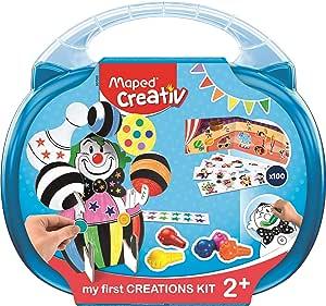 MAPED Creativ My Frist Creations, (8907005)