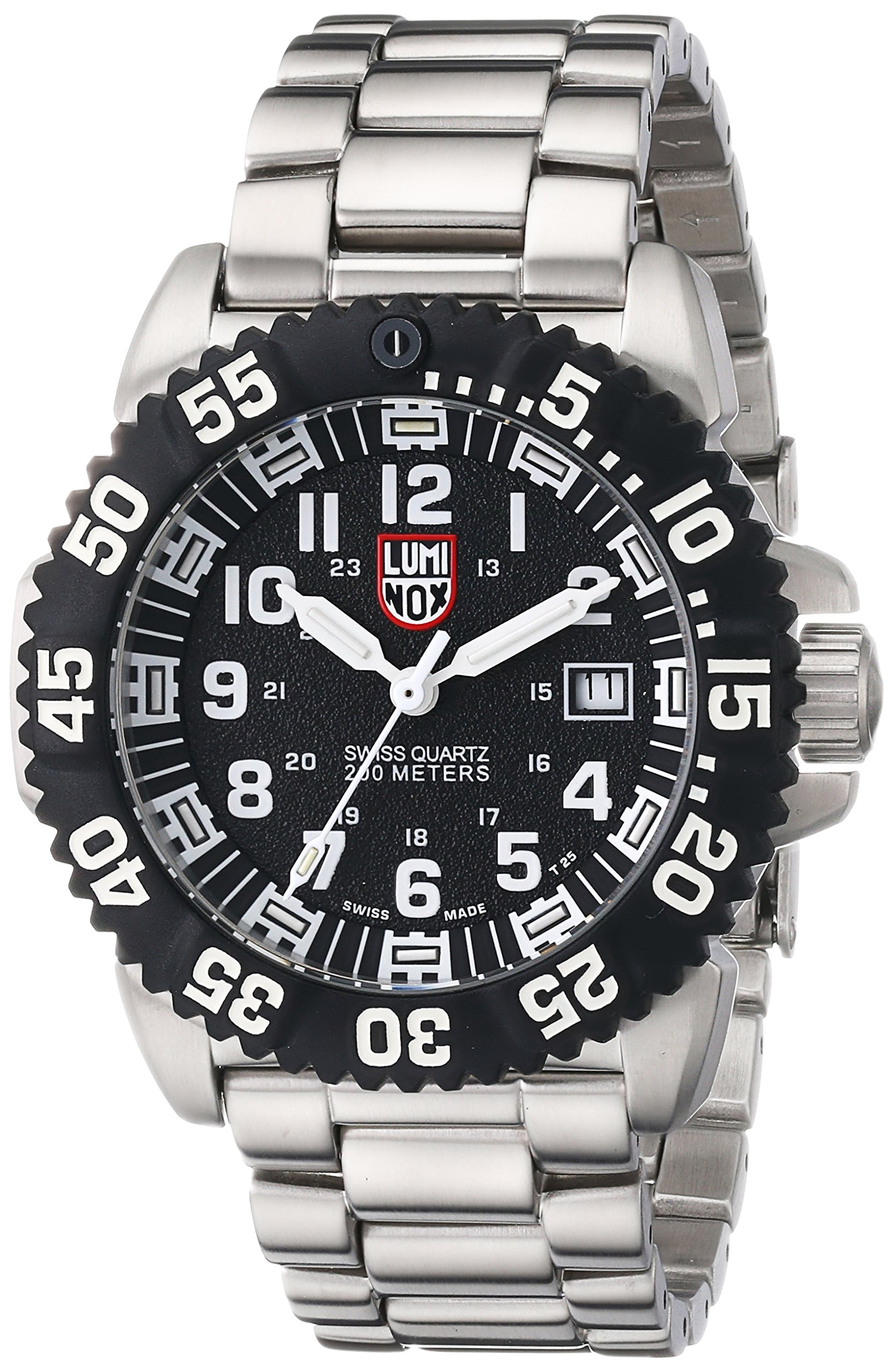 Luminox Navy Seal Colormark Black Dial Steel Mens Watch 3152 by Luminox (Image #1)