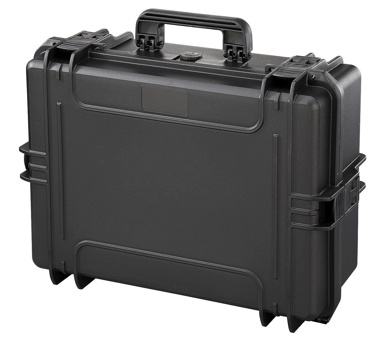 Max MAX505.079 Black Watertight Case
