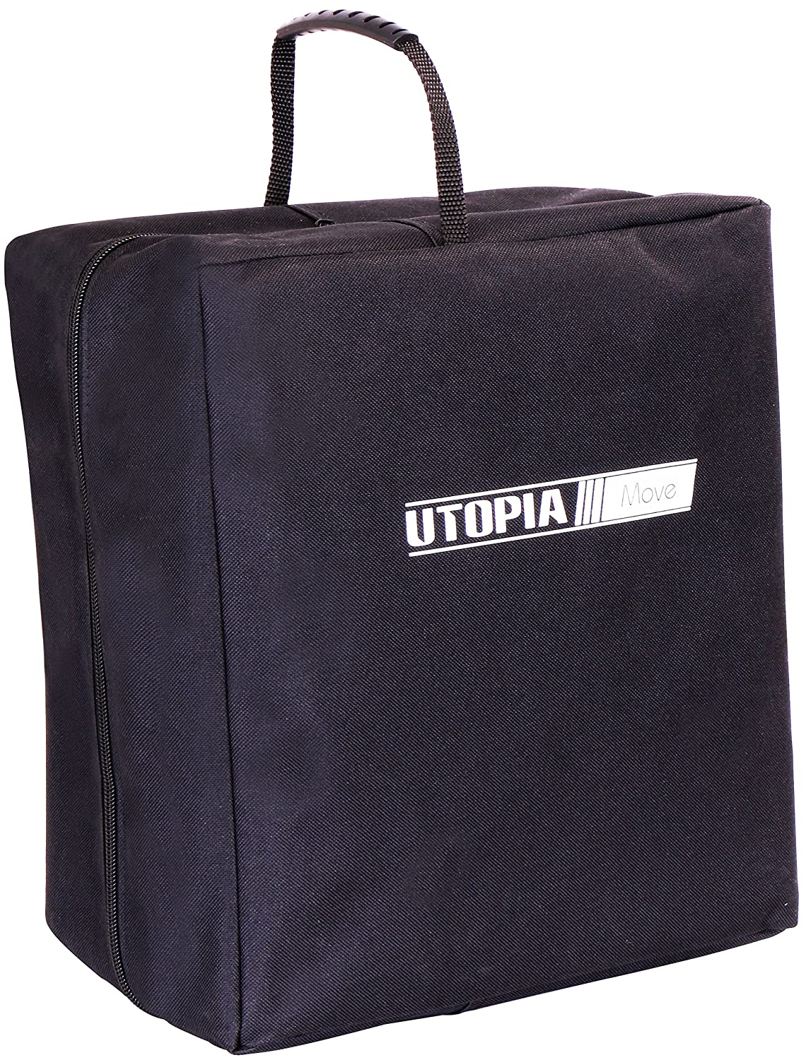 Utopia Home UH0265 Fit for Outdoor Utopia Bedding Waterproof Cargo Storage Rooftop Bag Tarpaulin Material Soft Sided Design On Top of Car Bag PP Webbing with Plastic Buckle Secure Zipper Pullers 1