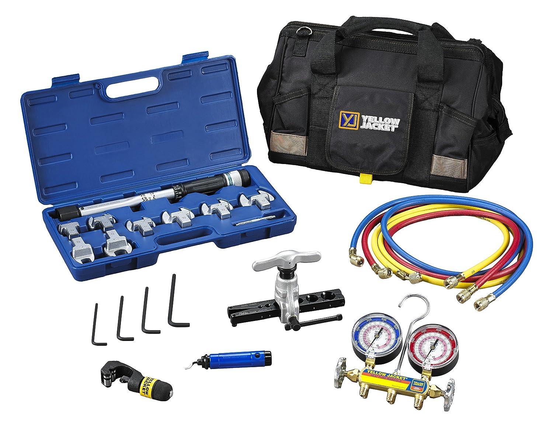 YELLOW JACKET 60991 Mini-Split Tool Kit