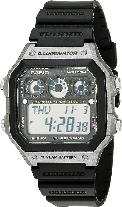 Casio AE-1300WH-8AVCF - Reloj para Hombres