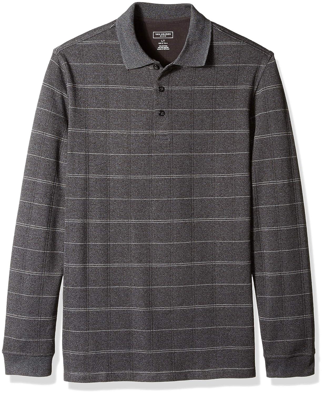 Van Heusen Men's Big And Tall Flex Jaspe Polo Shirt by Van+Heusen