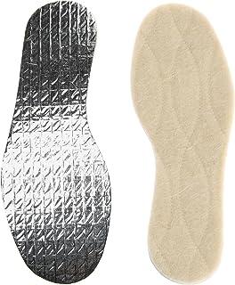 Collonil Thermo Alu 91020000360 - Plantillas unisex, Plateado (Argento (argento)), 40
