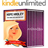 Hope Hadley Ten-Book Cozy Mystery Set