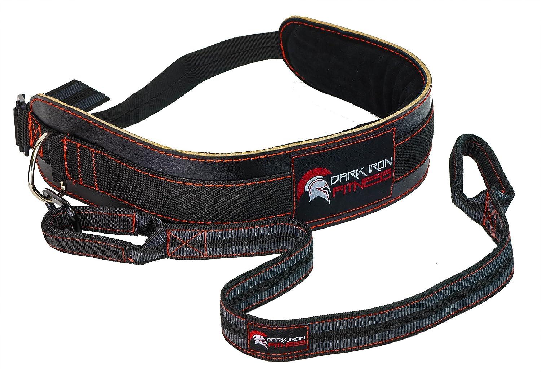 Best Dip Belts for 2018 - Dark Iron Fitness dip belt