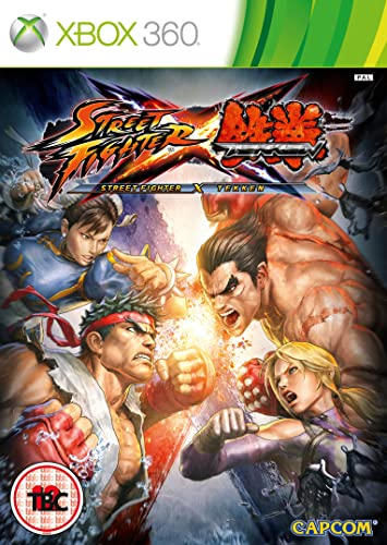 Buy Street Fighter X Tekken (Xbox 360) Online at Low Prices