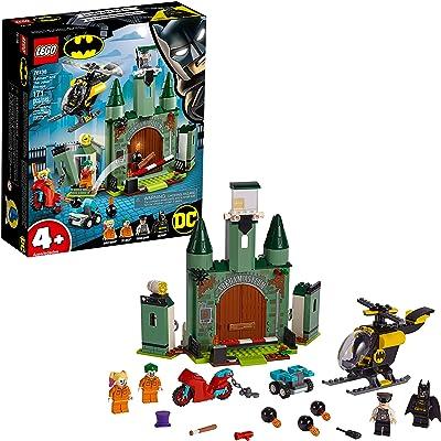 LEGO DC Batman: Batman and The Joker Escape 76138 Building Kit (171 Pieces): Toys & Games