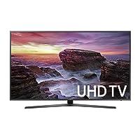"Samsung UN50MU6070FXZA Flat 50"" LED 4K UHD 6 Series SmartTV 2017"