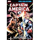 Captain America Epic Collection: Justice Is Served (Captain America (1968-1996) Book 13)