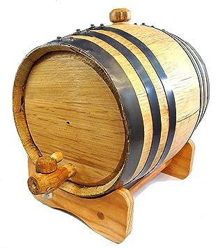 Amazoncom Premium Charred American Oak Aging Barrel No Engraving