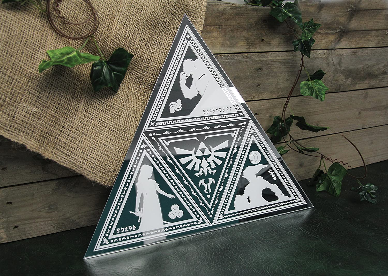 Paladone Legend of Zelda Tri-Force Mirror PP3238NN Accessory Consumer Accessories