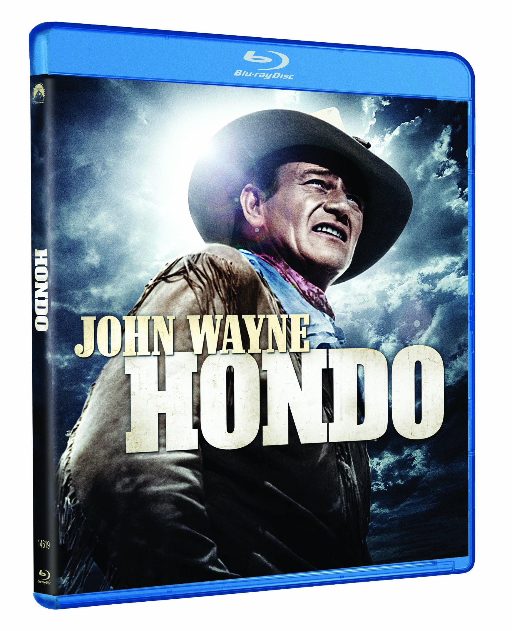 Blu-ray : Hondo (Dubbed, Dolby, AC-3, Widescreen, )
