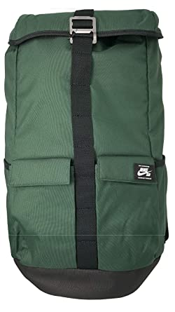 f1fffedc27 Image Unavailable. Image not available for. Color  Nike SB Stockwell  Backpack BA5535-327 Midnight Green - Black - White