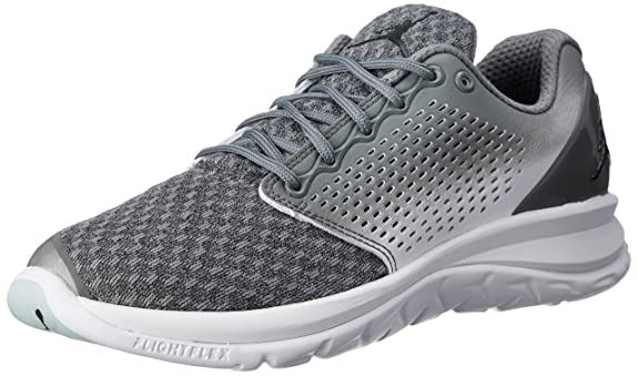 Nike 854562-002, Chaussures de Basketball Homme, Gris, 45