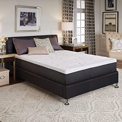 Amazon Com Simmons Beautyrest Comforpedic From Beautyrest 14 Inch