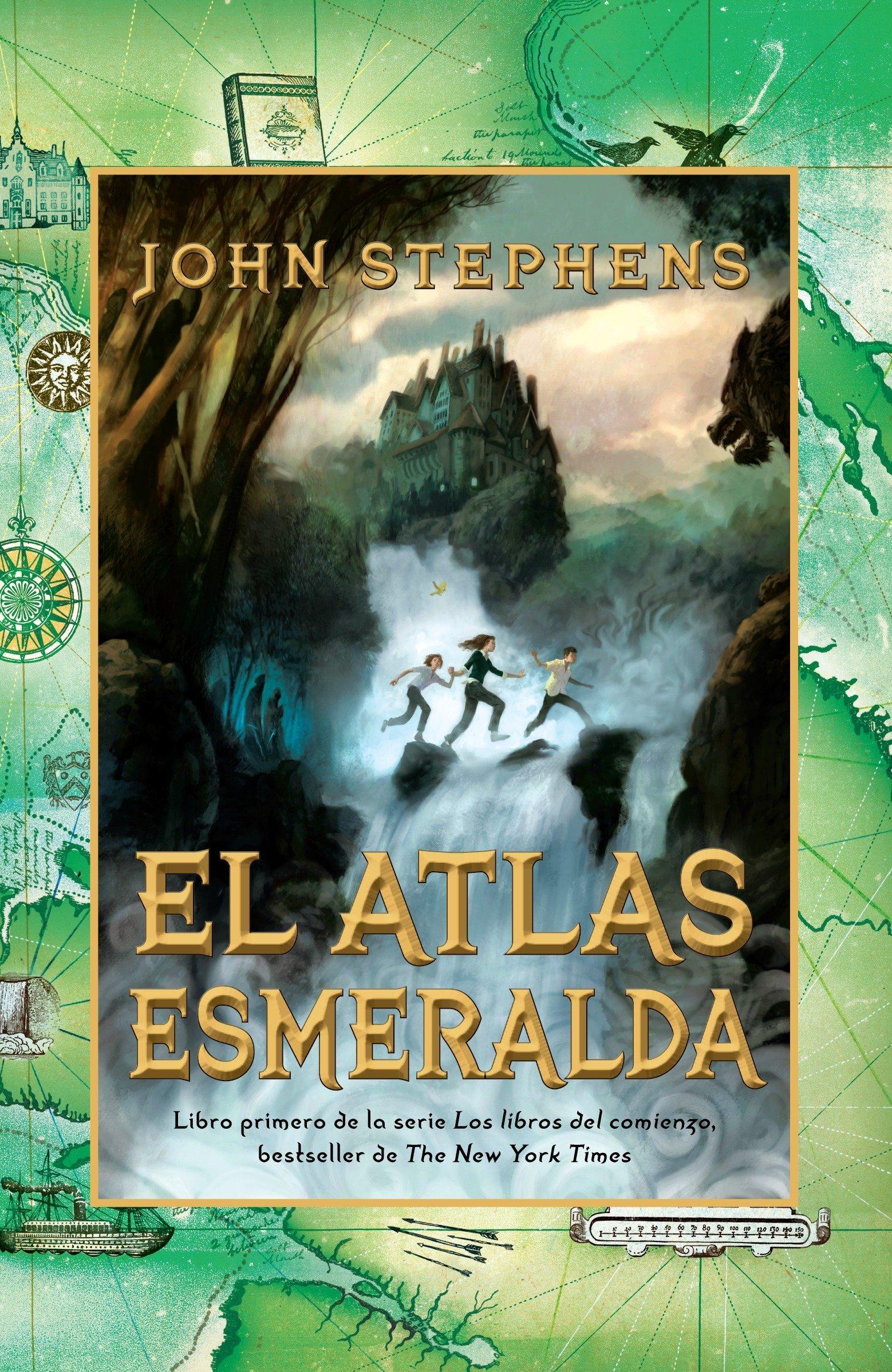 El atlas esmeralda: Los libros del comienzo (1) (Spanish Edition) (Spanish) Paperback – June 5, 2012