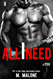 All I Need is You (Contemporary Romance) (The Alexanders Book 4)