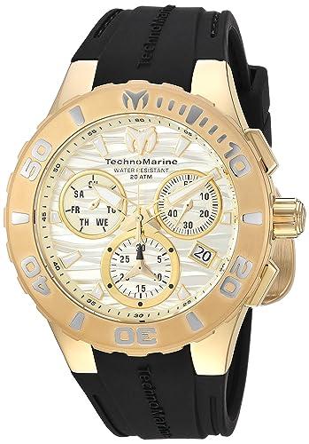 7a70c080603e Reloj - TechnoMarine - Para - TM-115079  Amazon.es  Relojes