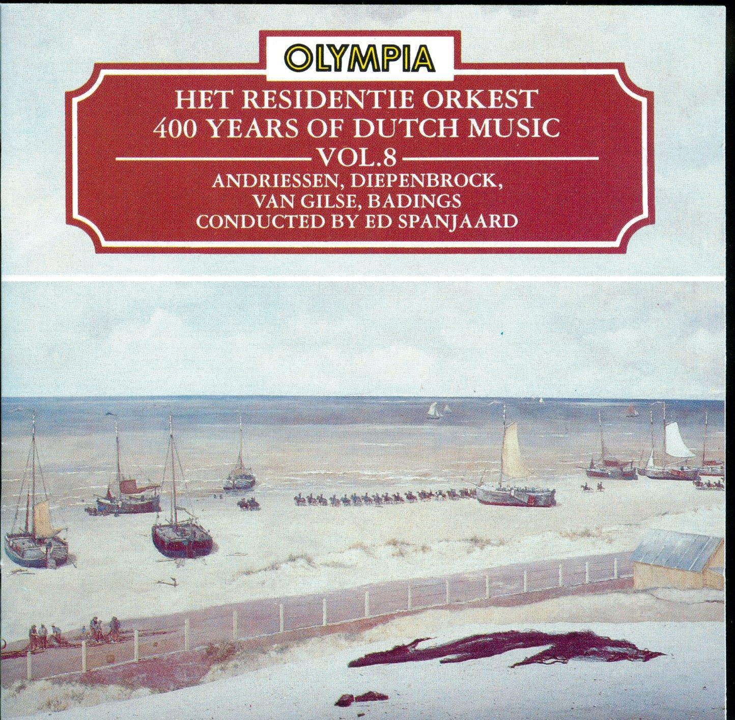 400 Years of Dutch Music Volume 8 - Amazon com Music