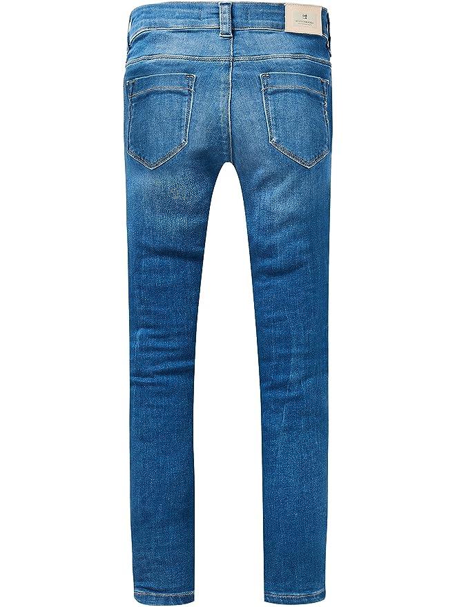 Pantalon Fille Vêtements Fille Scotch & Soda La Milou-Pitch Dark
