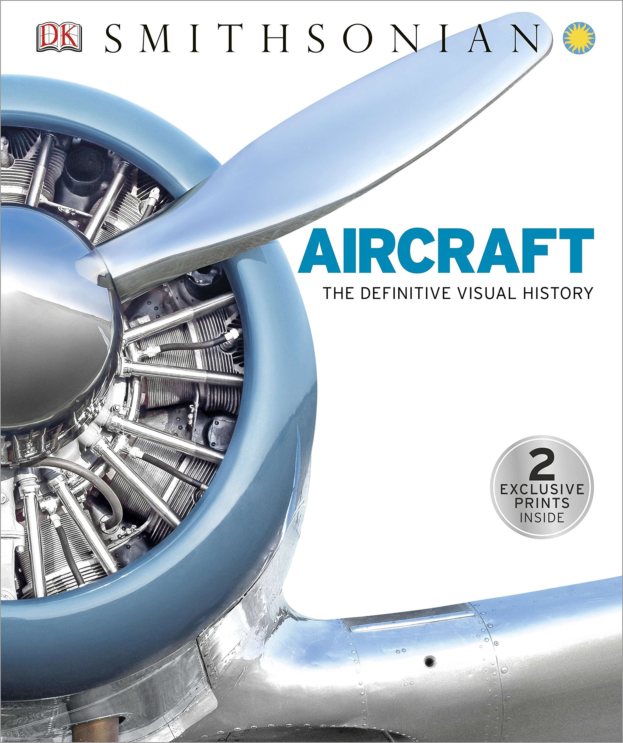 Aircraft: The Definitive Visual History by DK Publishing Dorling Kindersley