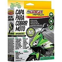 Capa Para Cobrir Motocicleta - M - Motolux Luxcar Médio