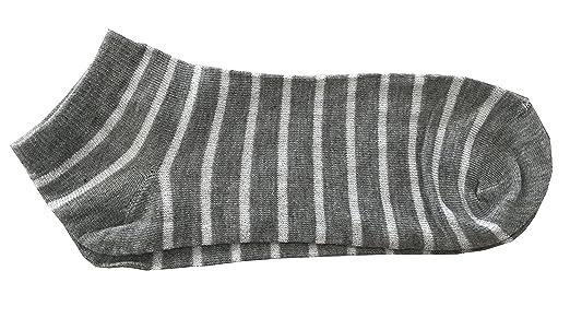 Yanoir 6 Pares Calcetines Calcetines Mujer Fantasmino Pariscarpa diseño a Rayas Brillantes - Calcetines Sport TG. Única 35 - 40, Fantasia 1: Amazon.es: ...