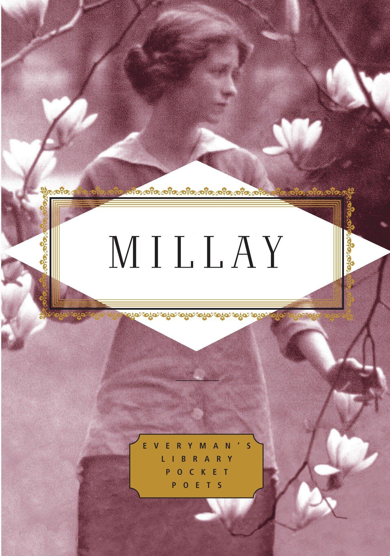 Download Millay: Poems (Everyman's Library Pocket Poets) pdf epub