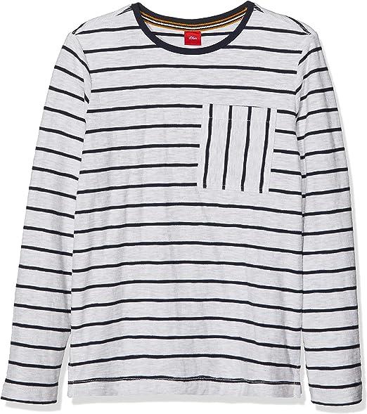 s.Oliver T Shirt /À Manches Longues Gar/çon