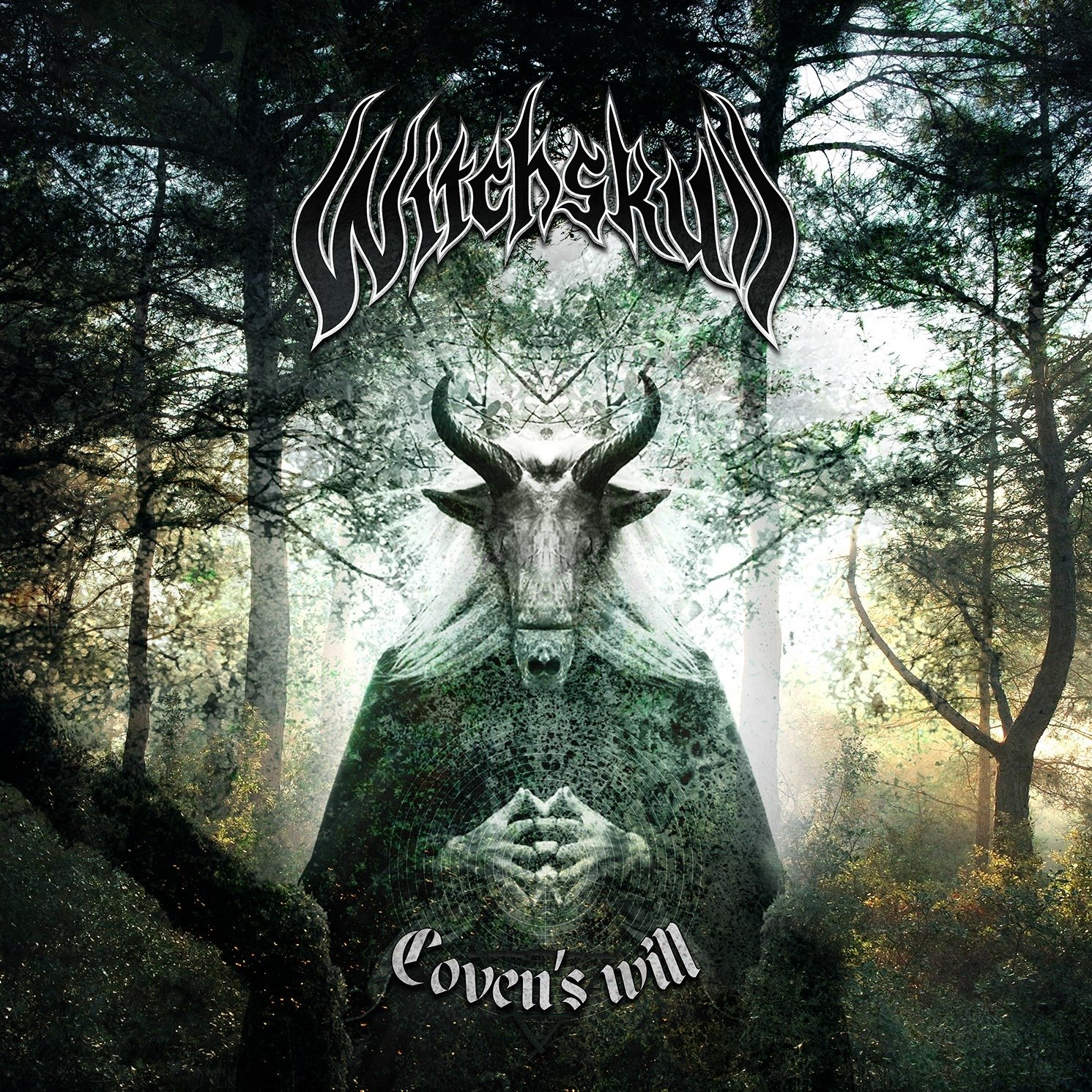 Vinilo : WITCHSKULL - Coven's Will (LP Vinyl)