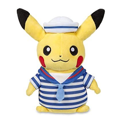 Amazon.com: Pikachu celebraciones: Beach walk Pikachu poké ...