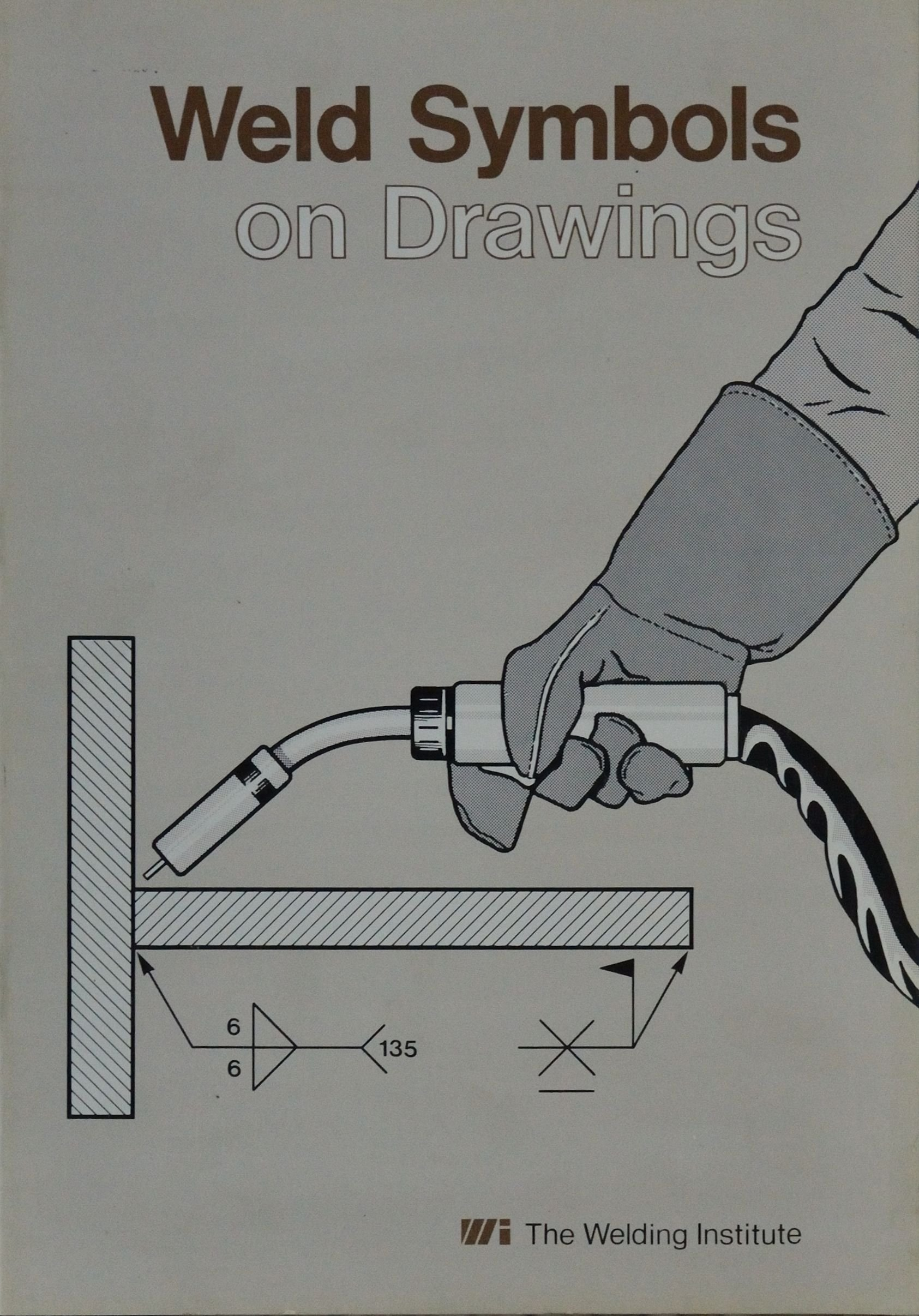 Weld Symbols On Drawings 9780853001577 Amazon Books