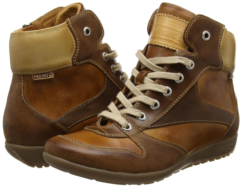a it Amazon Collo W67 Lisboa Alto Pikolinos i17 Sneaker Donna nqAIxTB