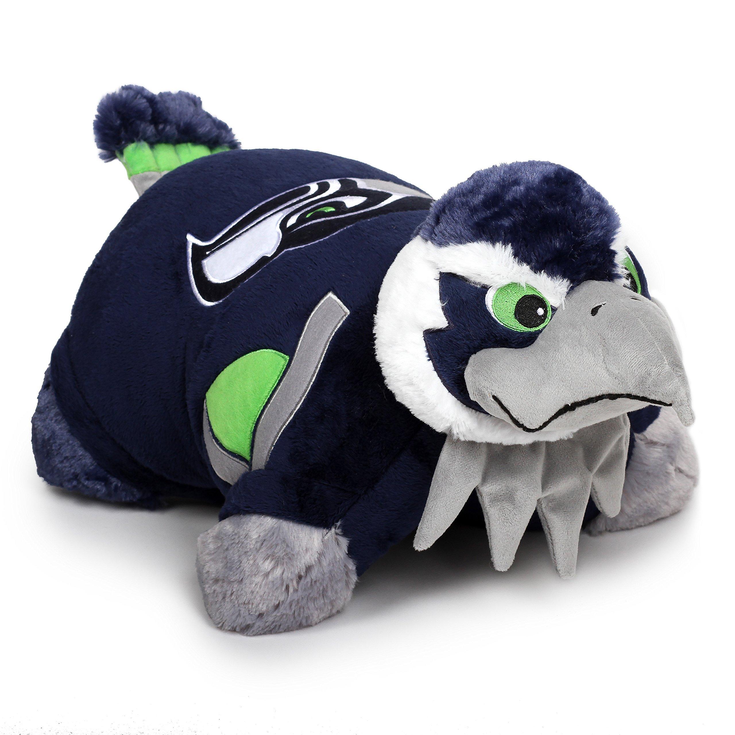 Fabrique Innovations NFL Seattle Seahawks Pillow Pet