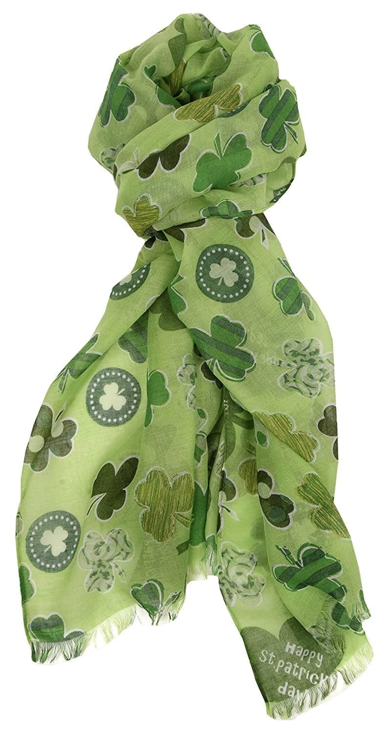 Love Lakeside ACCESSORY レディース One Size Green Shamrock B0792HQT7V