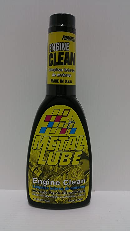 Metal Lube 8EC limpieza interna de motores 236ml: Amazon.es: Coche y moto
