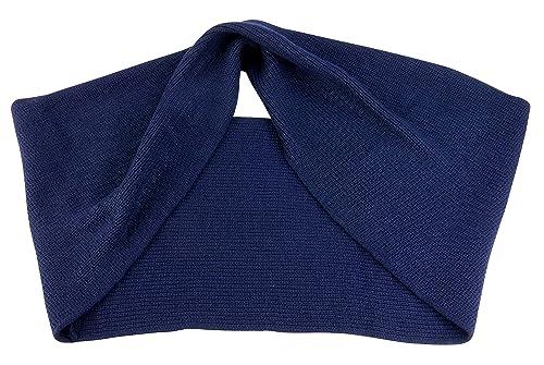 Result – Pañuelo para la cabeza – para mujer azul azul marino Talla única