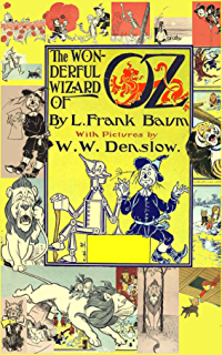 Amazon wizard of oz illustrated series 15 books wonderful the wizard of oz with the original illustrations by w w denslow fandeluxe Choice Image