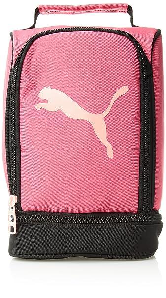 9cc8601a337 Amazon.com: PUMA Boys' Big Evercat Stacker 2.0 Lunch Box, black/silver, OS:  Clothing